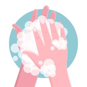 Was je handen