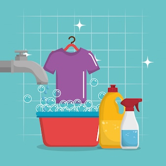 Wasservice producten
