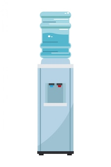 Water dispenser machine