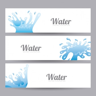 Water pictogram