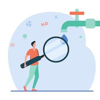 Waterkwaliteitsonderzoek