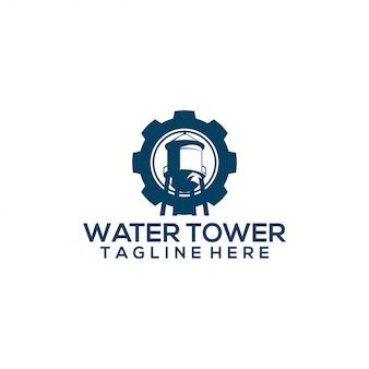Watertoren logo concept
