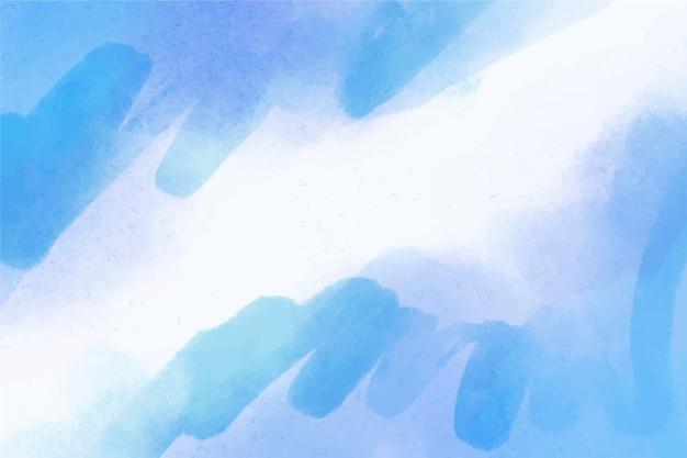 Waterverf geschilderde abstracte achtergrond