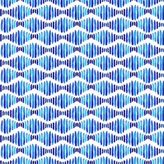Waterverfpatroon