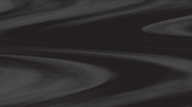 Wave halftone achtergrond