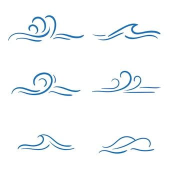 Wave vectorillustratie