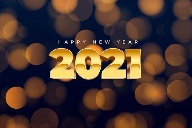 Wazig nieuwjaar 2021