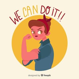 We kunnen het! achtergrond