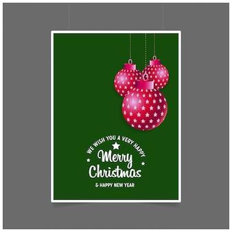 We wensen je een heel fijne prettige kerstdagen en een gelukkig nieuwjaarsachtergrond