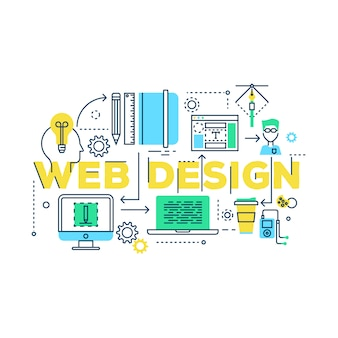Web design werkproces