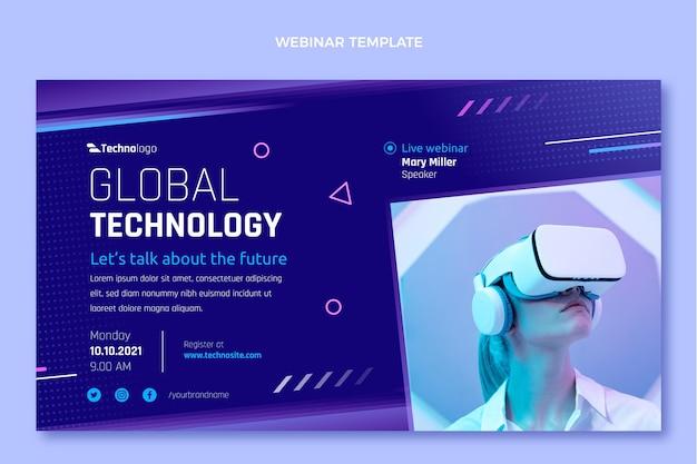 Webinar over gradiënttextuurtechnologie