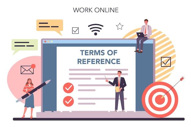 Website creatie online service of platform
