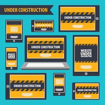 Website onder constructie.