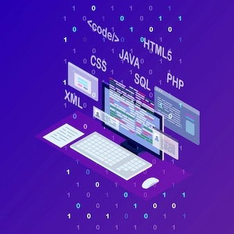 Website-ontwikkeling, bestemmingspagina programmeren