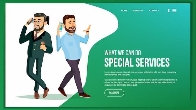 Website pagina