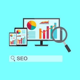 Website seo en website-analyse