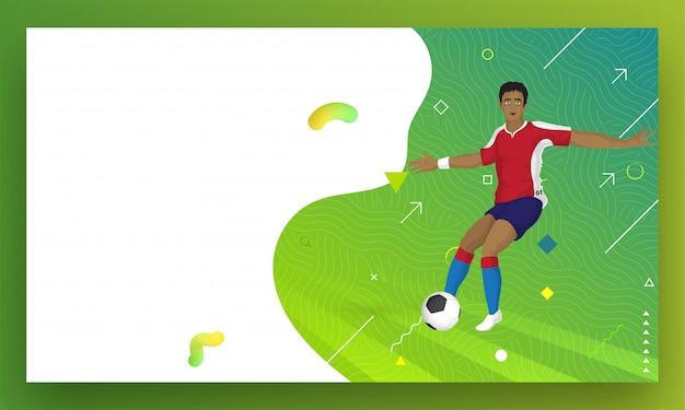 Website van de voetbalclub.