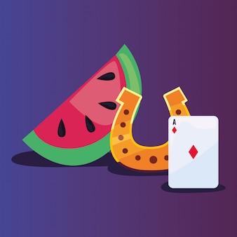 Weddenschappen op casinogames