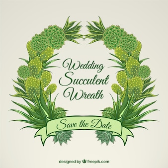 Wedding sappige krans