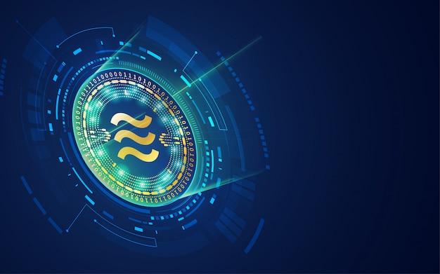 Weegschaal, nieuwe cryptocurrency