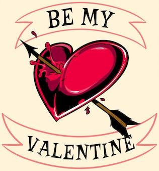Wees mijn valentijn