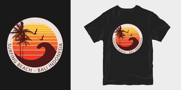 Wees verstandig, motiverende slogan typografie t-shirtontwerp