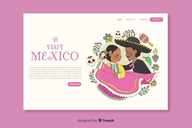 Welkom op de bestemmingspagina van mexico