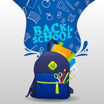Welkom terug op school jongens