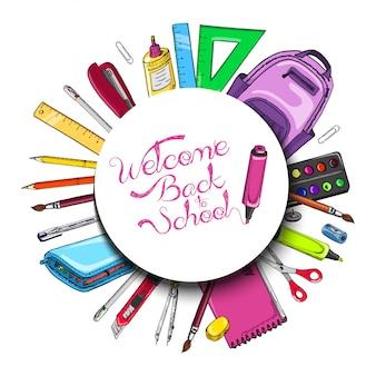 Welkom terug op school