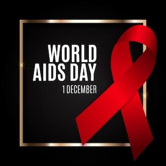 Wereld aidsdag achtergrond