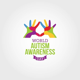 Wereld autisme awareness day