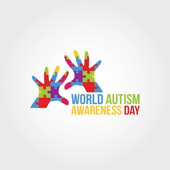 Wereld autisme awareness day