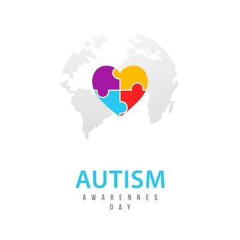 Wereld autisme bewustzijnsdag