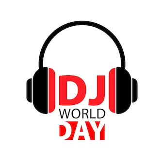 Wereld dj dag