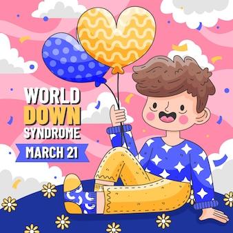 Wereld down syndroom dag
