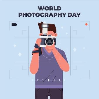 Wereld fotografie dag