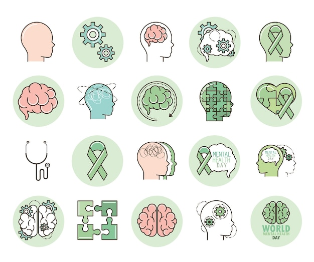 Wereld geestelijke gezondheid