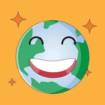 Wereld glimlach dag
