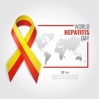 Wereld hepatitis dag