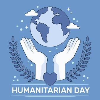 Wereld humanitaire dag loting