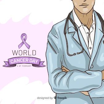Wereld kankerdag achtergrond