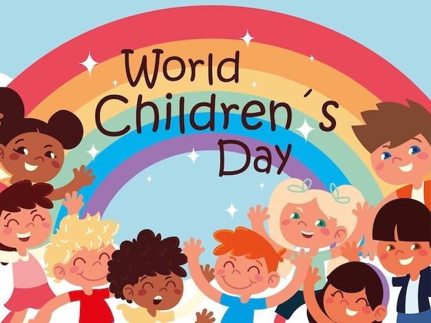Wereld kinderdag