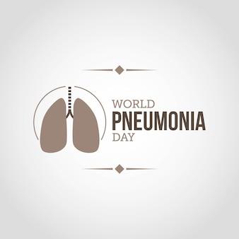 Wereld longontsteking dag