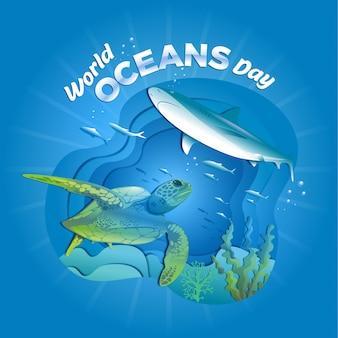 Wereld oceanen dag