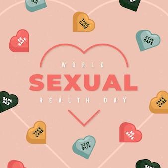 Wereld seksuele gezondheid dagtekst