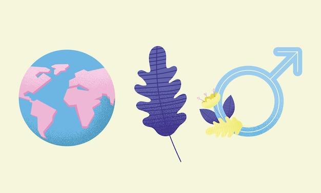 Wereld seksuele gezondheidsdag items