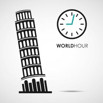 Wereld uur