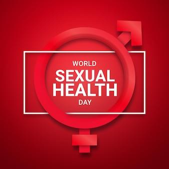 Wereld viering van de seksuele gezondheid dag