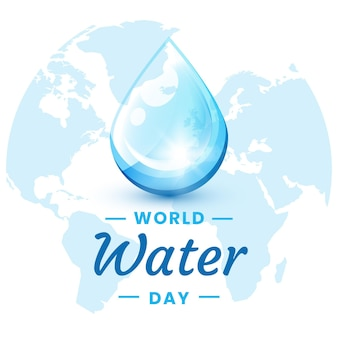 Wereld water dag