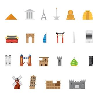 Wereldbouw icoon